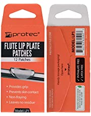 Protec LP1 Flute Lip Plate Patches
