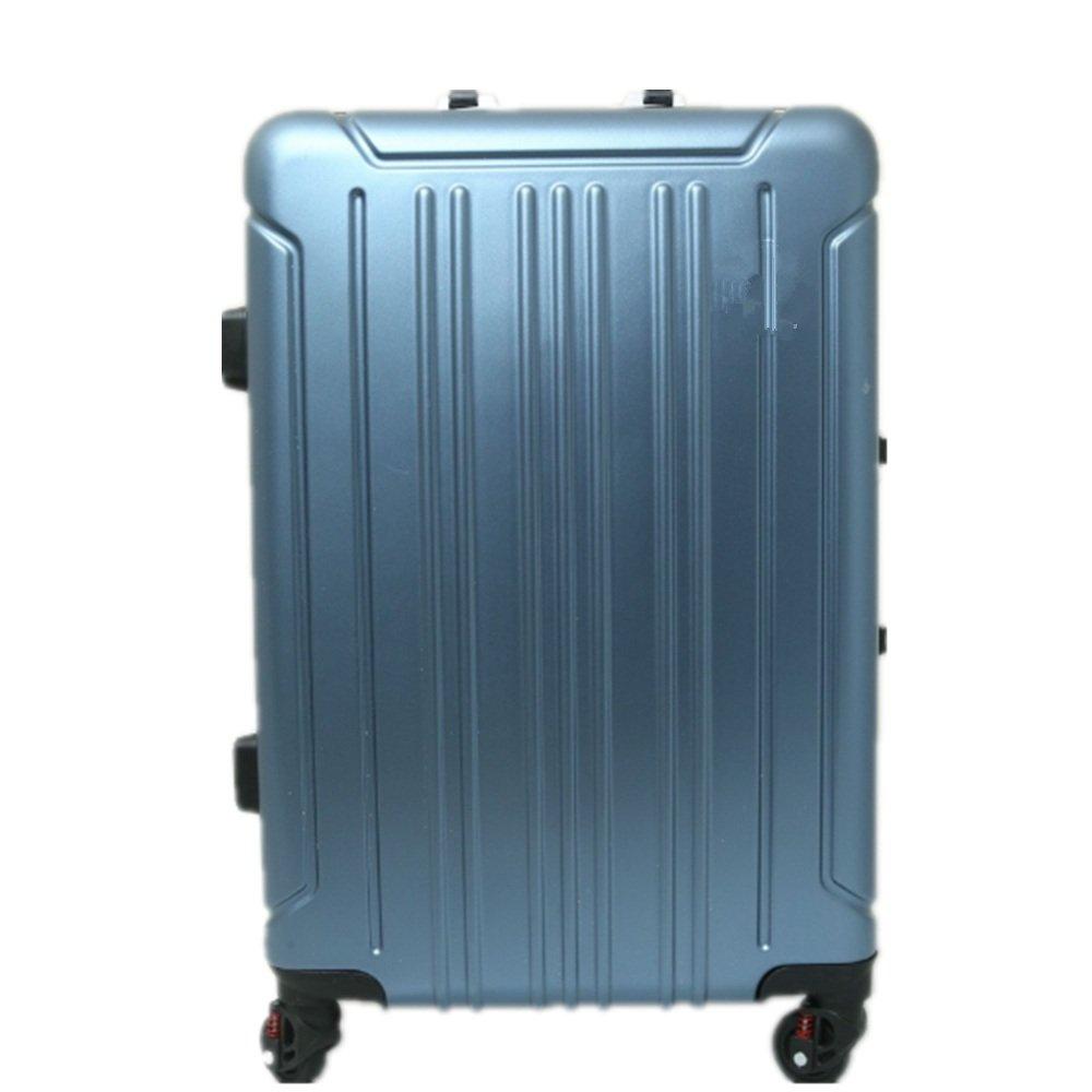 YHDD アルミ合金のユニバーサルホイールプルボックス、軽量、大容量、防水、軽量、耐え難い、ビジネス、旅行、旅行荷物に適して20/24 (サイズ さいず : 20) 20  B07MFCGDYD