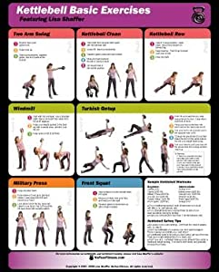 Playful image throughout printable kettlebell workouts