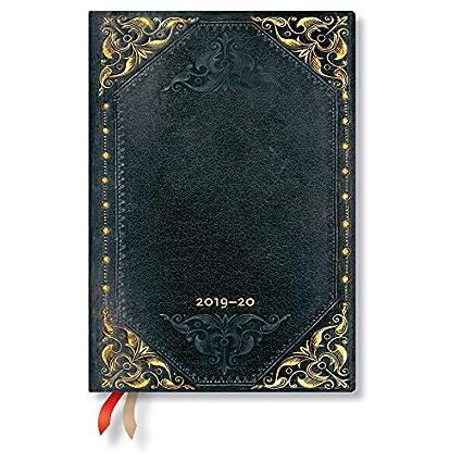 Agenda y calendario de 18 meses de Paperblanks con tapa ...