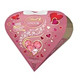 Lindt Lindor Strawberries & Cream Limited Edition Valentine's Truffles 3.4 oz
