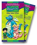 Dragon Tales (Lets All Share / Big Brave Adventures / You Can Do It!) [VHS]