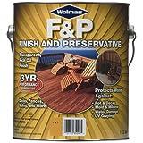 RUST-OLEUM 14396 Natural Finish/Preservative