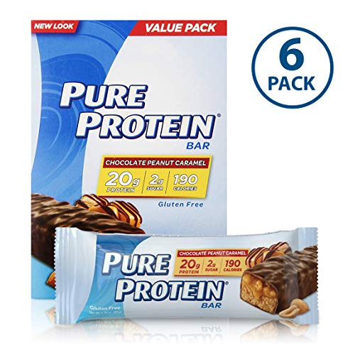 Chocolate Peanut Caramel Nougatine Dunmore Candy Kitchen: Pure Protein Bars, Healthy Snacks To Support Energy