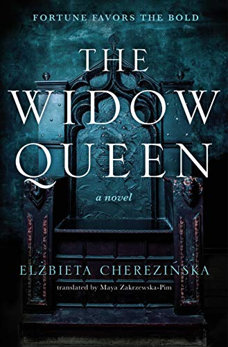Book Cover: The Widow Queen