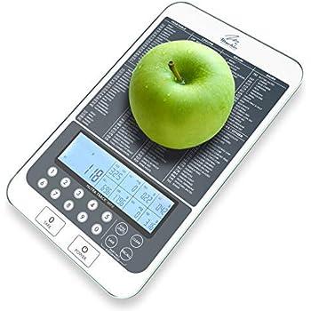 Amazon.com: EatSmart Digital Nutrition Scale