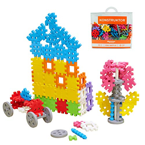 ECR4Kids Mini Waffle Blocks Construction Kit | 140 for sale  Delivered anywhere in USA