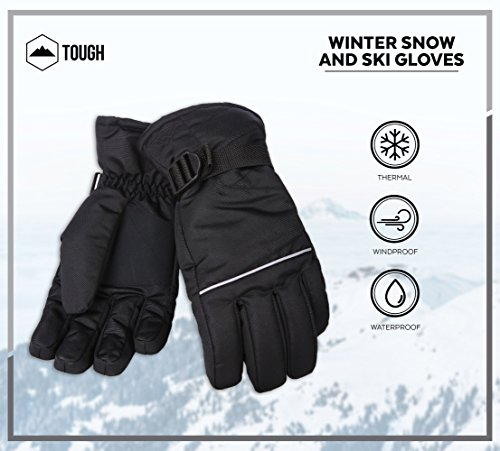 Review Tough Outdoors Winter Snow