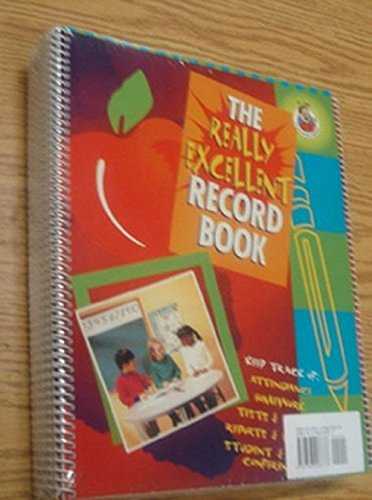Really Excellent Record Book - The Really Excellent Record Book, 12-pack