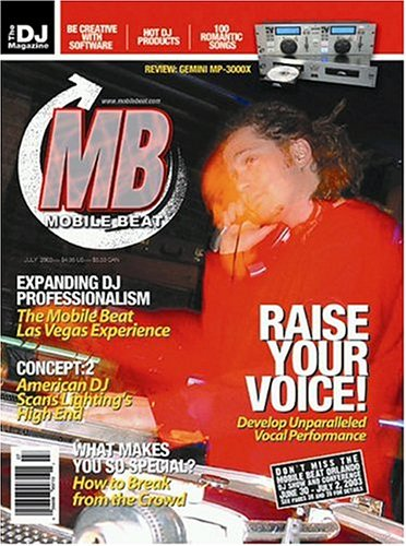 Magazines : Mobile Beat : the DJ Magazine