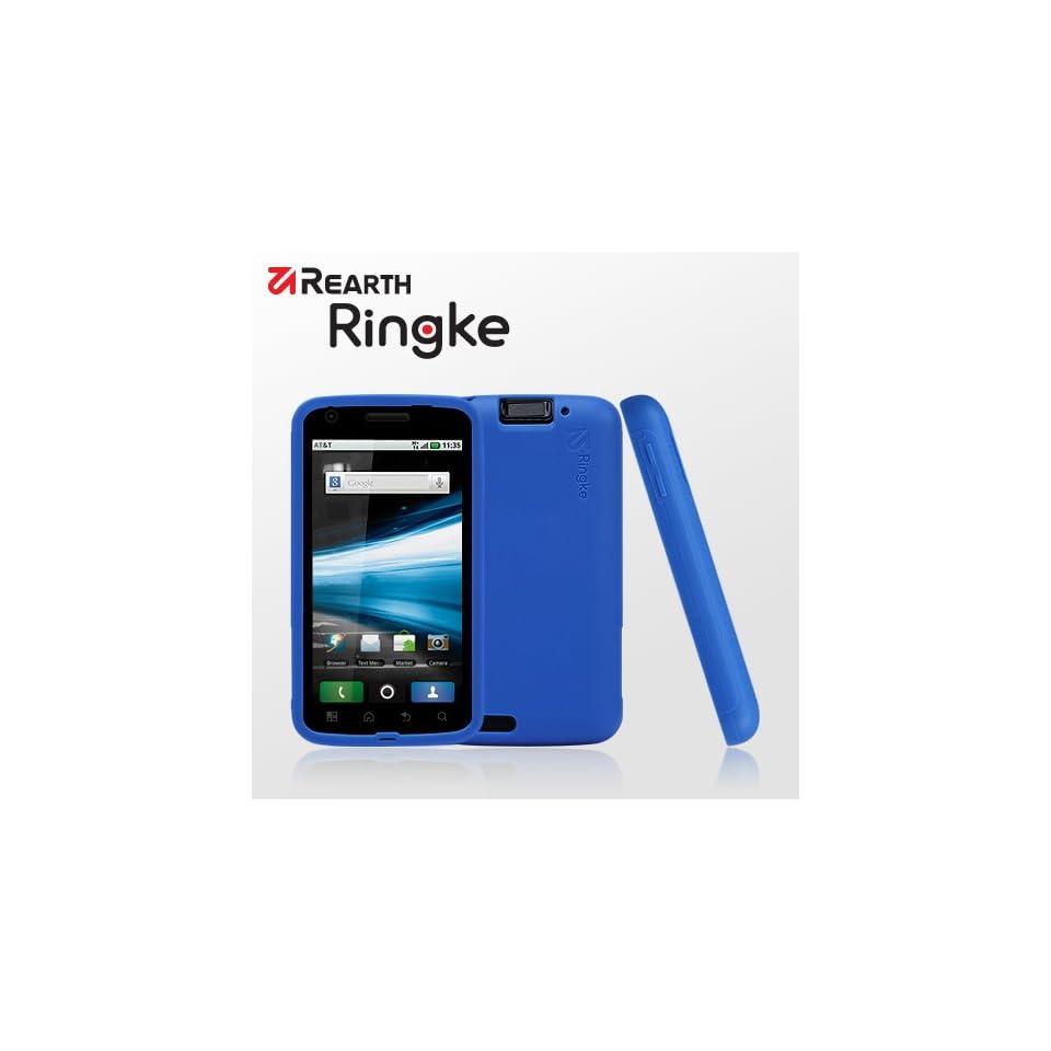 Rearth Ringke Motorola Atrix True Blue Case