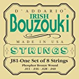 D'Addario J81 Irish Bouzouki Strings
