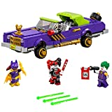 LEGO The Batman Movie The Joker Notorious Lowrider 70906 Batman Toy