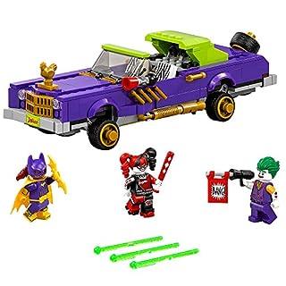 THE LEGO BATMAN MOVIE The Joker Notorious Lowrider 70906 Batman Toy (B01J8W5MTE) | Amazon price tracker / tracking, Amazon price history charts, Amazon price watches, Amazon price drop alerts