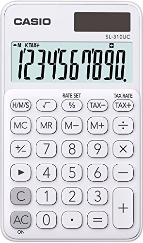 Casio SL-310UC-WE-S-EC Calculadora