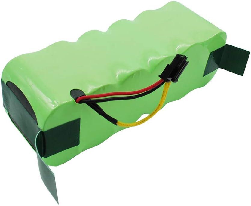 cellePhone batería Ni-MH para Ecovacs Deebot CR120 KK-8 X500: Amazon.es: Electrónica