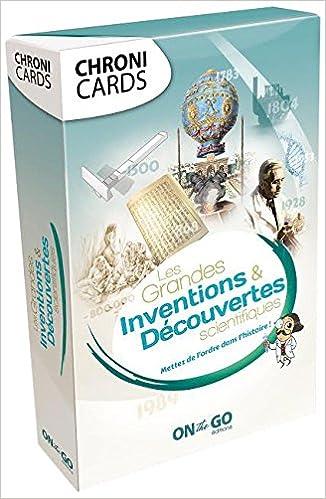Les grandes inventions et découvertes scientifiques pdf epub