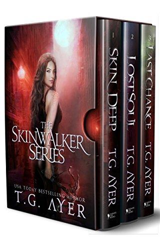 The DarkWorld SkinWalker Series Box Set Vol I: The SkinWalker Series Books 1, 2 & 3: Skin Deep, Lost Soul & Last Chance (DarkWorld: SkinWalker) - Tg Set