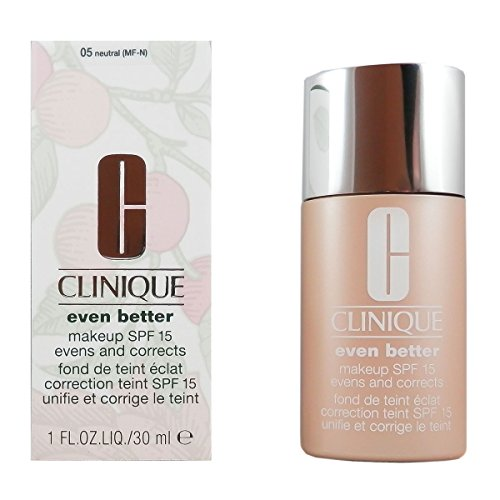 clinique even better makeup spf 15 dry to combination oily. Black Bedroom Furniture Sets. Home Design Ideas