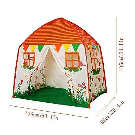 homfu tente d enfants pour jouer l ext rieur comme l. Black Bedroom Furniture Sets. Home Design Ideas