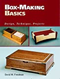 img - for Box-Making Basics: Design, Technique, Projects book / textbook / text book