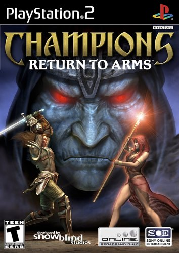 - Champions Return to Arms - PlayStation 2
