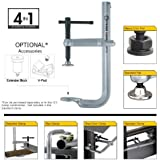 """STRONG HAND 4-IN-1 CLAMP KIT~ 6-1/2"""" 1000lbs ~ UF65"""