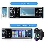 Bluetooth Car Audio System Single Din Car Stereo