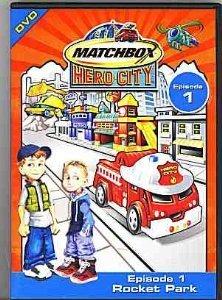 Matchbox Hero-City Episode 1 - Rocket Park ()