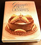 Gourmet's Best Desserts, Gourmet Magazine Editors, 0394564227