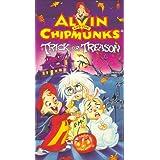 Chipmunks: Trick Or Treason