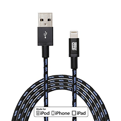 Lightning Certified EZOPower Braided Charge