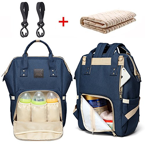 Multifunction Large Capacity Backpack Baby Care Diaper Mummy