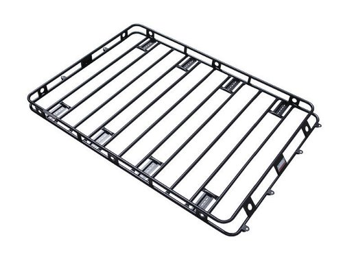 Smittybilt 50704 Defender 5' X 7' Welded One Piece Roof Rack
