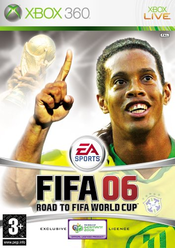FIFA 06: Road To Fifa World Cup (Xbox (Fifa World Cup Xbox 360)
