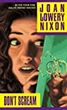 """Don't Scream"" av Joan Lowery Nixon"