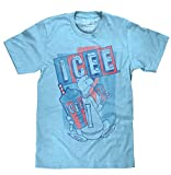 Vintage Never Looked So Good ICEE has been America's favorite form of frozen refreshment since 1967. We've taken the authentic licensed ICEE Polar Bear logo and given it a fun, distressed look that will make this shirt feel like it's been in your clo...