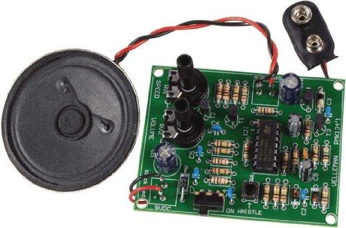 Velleman MK134 Steam Engine Sound Generator + Whistle