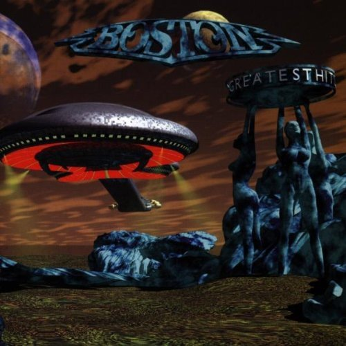 CD : Boston - Greatest Hits (CD)