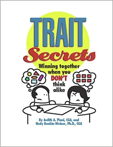 Book Trait Secrets: Winning Together When You DON'T Think Alike