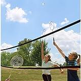 Dunlop Volleyball & Badminton Set