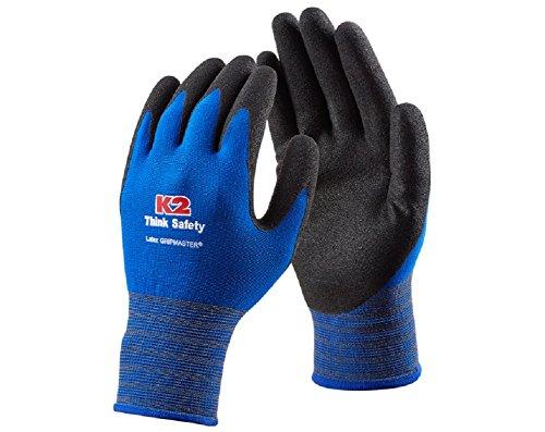 THINK SAFETY / Latex Grip Master, Work And Gardening Gloves