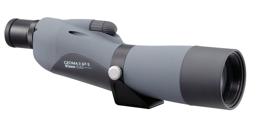 Vixen 5889 Geoma II Ed 67-S Spotting Scope With GIH48T Telescope Eyepiece B002MXX7B2