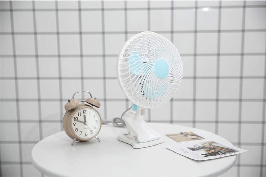 JLFDHR Fuerte Viento Clip de Viento pequeño Ventilador EE. UU. EUA Reino Unido tapón eléctrico Ventilador deMesa Ventilador dePared montado Fan-en Ventiladores de Electrodomésticos, AZ