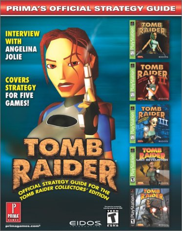 Tomb Raider Collector S Edition Prima S Official Strategy Guide