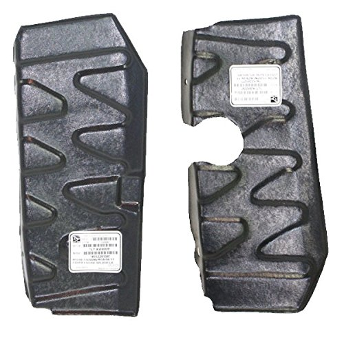 Koolzap For Front Engine Splash Shield Under Cover 06-11 Rio/Rio5 Left & Right SET PAIR