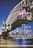 img - for New Bridges Book 2; written by Nancy Cheek; edited by Cherie Rempel (for advanced - high beginner ESL / EFL students and English programs) book / textbook / text book