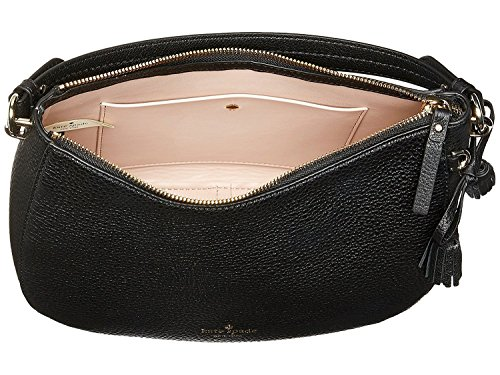 Black Hobo New Kate Street Hayes Spade Aiden Bag York Small Women's v44BTqw