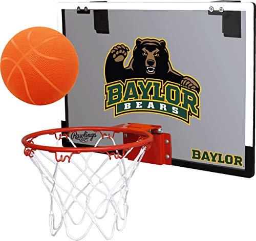 - Rawlings NCAA Baylor Bears Game On Hoop Set, 18 X 12, Green