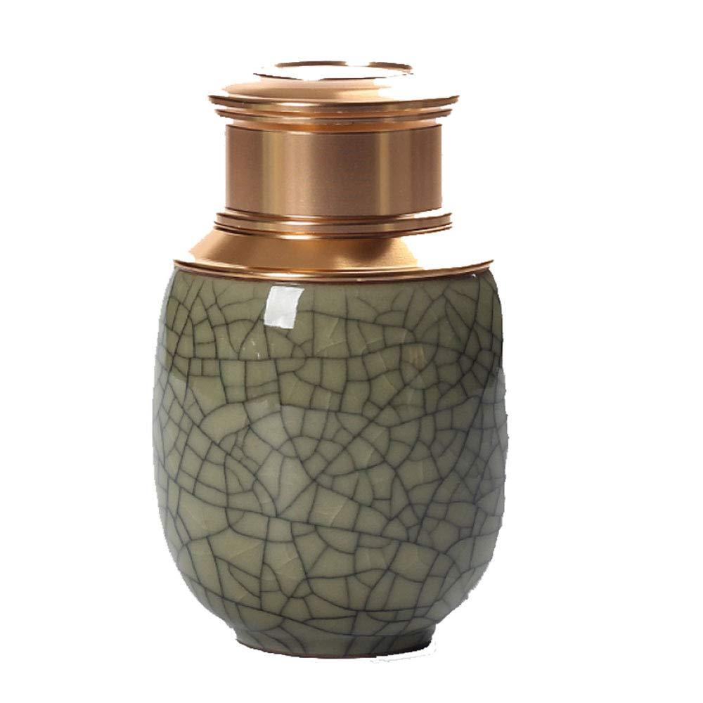 Se Adapta A Una Peque/ña Cantidad De Restos Cremados,A Keepsake Funeral Urn Por Mini Cremation Urn para Las Cenizas Humanas Adult